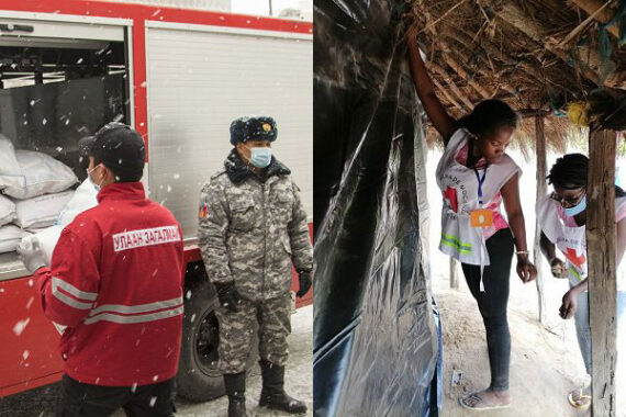 IFRC releases emergency forecast-based funds for humanitarian action in Mongolia and Mozambique