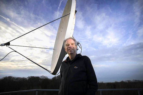 Leading Dutch meteorologist and Climate Centre partner Geert Jan van Oldenborgh wins major European science award