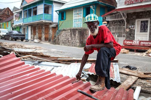 New Red Cross research into climate-resilient development in Dominica
