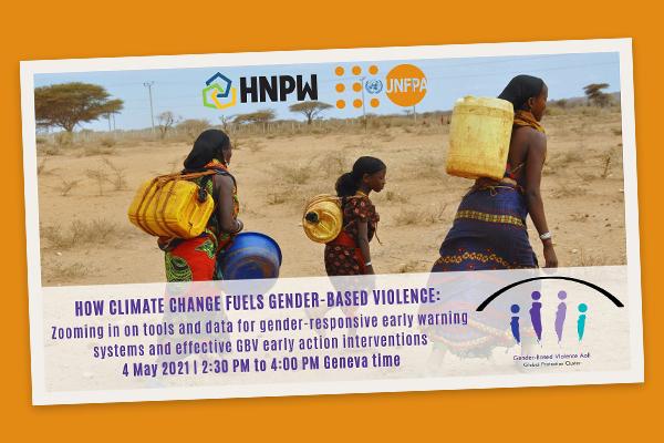 Climate crisis and anticipatory action among 'priority topics' at 7th Humanitarian Networks and Partnerships Weeks