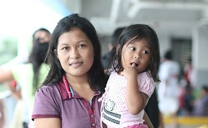 'Climate-smart' preparedness by Red Cross saves lives in the Philippines