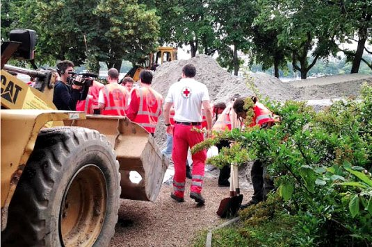 IFRC sends emergency cash to Hungary with Central Europe facing new flood disaster