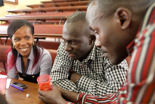 Ugandan MPs and grad students roll the dice to 'pay for predictions'