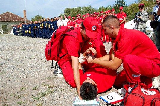 Montenegro Red Cross readies for summer heat