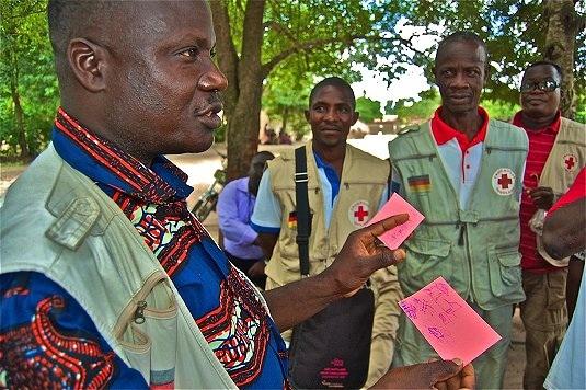 Togo Red Cross 'prepared for preparedness'
