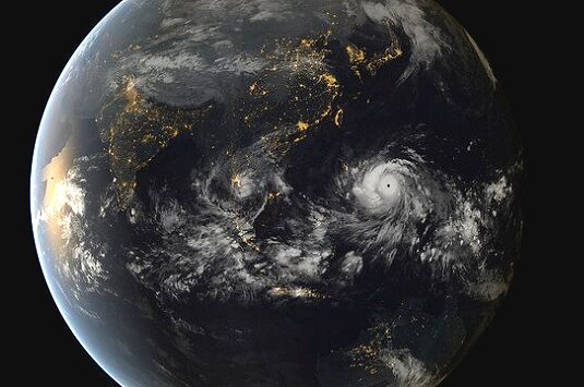 Super Typhoon Haiyan: the climate connection
