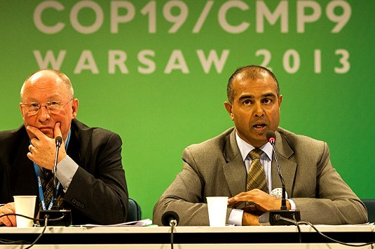 IFRC engagement with COP 19 side-events gets underway