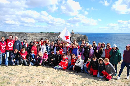 Young people and volunteers take lead on climate awareness in Eastern partnership