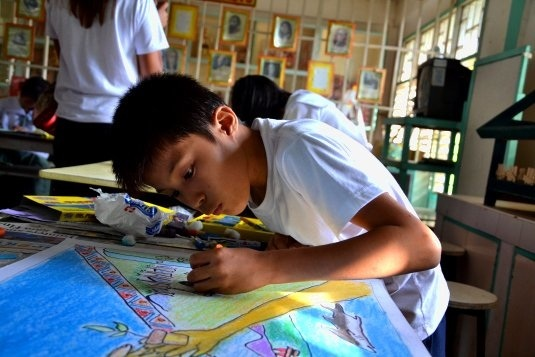 In a changing climate, Dutch lottery grant will 'help tens of thousands' in Philippines prepare for disasters