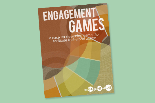 'Engagement games' for real-world action