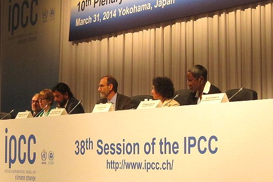 IFRC 'deeply concerned' by humanitarian consequences of climate risks highlighted in new IPCC report