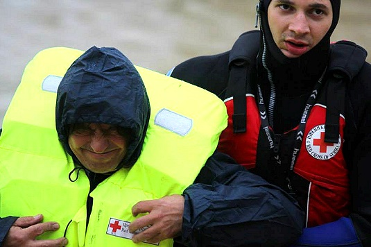 'Unprecedented' river levels behind Serbia floods, says World Meteorological Organization