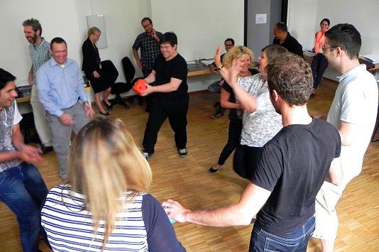 Participatory games summer school at the Universita della Svizzera italiana