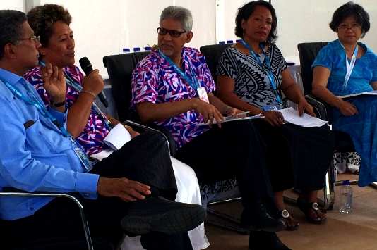 New Pacific partnerships announced as UN small islands conference closes in Samoa