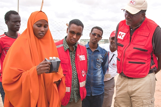 IFRC announces 'information to action' initiative at UN Climate Summit in New York