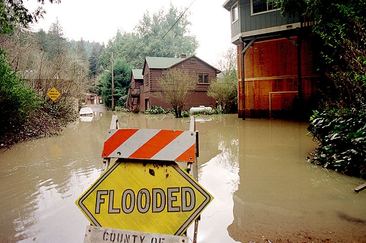 New study of downstream effects of El Nino on flood risk