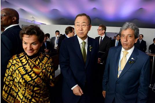 Global agreement on climate in 2015  'important step' closer after COP 20 in Peru