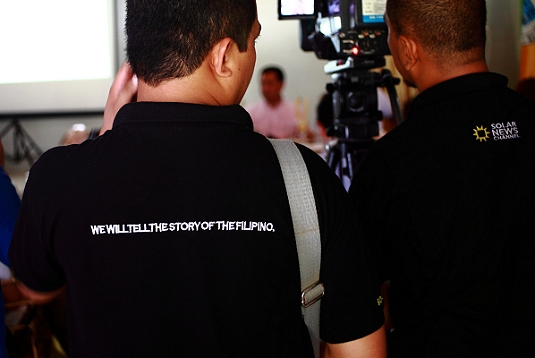 'Paying for predictions' at Tacloban media workshop on climate