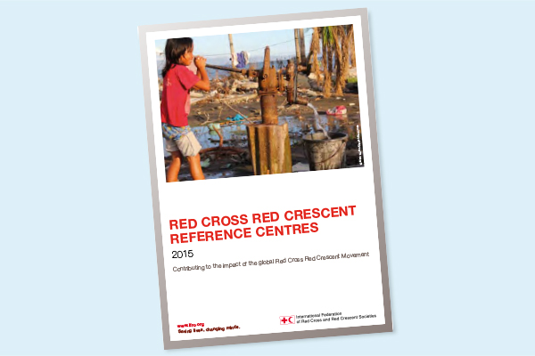 IFRC reference centres 'help solve new problems in a rapidly changing world'