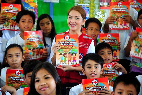 Philippine Red Cross: Make preparedness a way of life