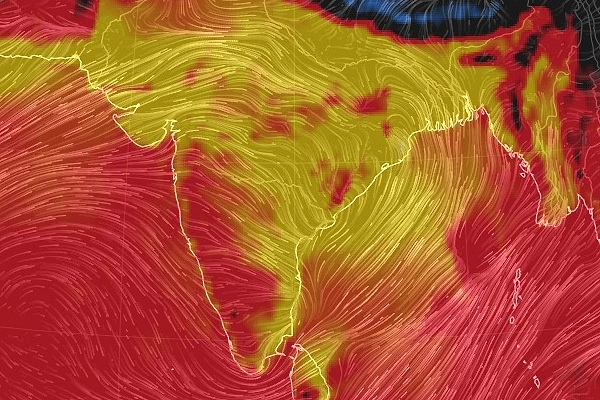 The climate context for India's deadly heatwave