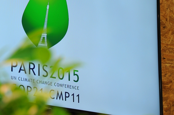 'Higher gear' on road to Paris climate agreement