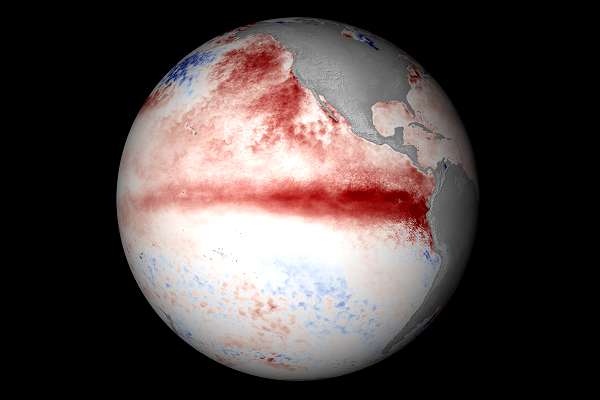July–September El Niño now all but certain