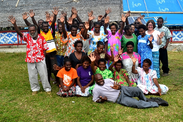 Weather and climate information to aid resilience in Vanuatu