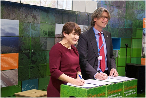 Netherlands signs new partnership with  civil society to help disaster-prone regions