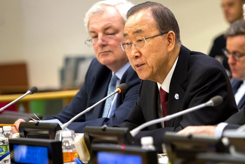 Risk reduction 'only way' to deal sustainably with growing weather  and climate hazards, says UN chief