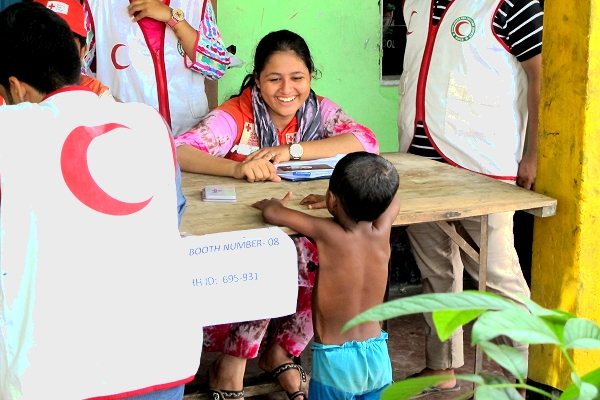 Across Asia, humanitarian challenges from monsoon rains and El Niño legacy
