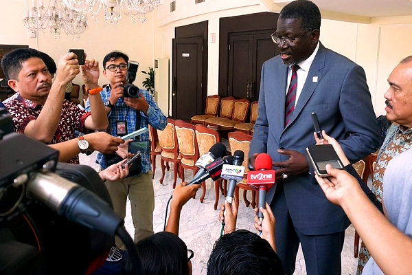 Elhadj As Sy: Asia must invest more in disaster risk reduction