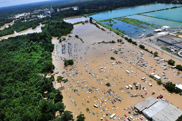 Climate change increased chance of record rain in Louisiana last month by at least 40 per cent, new attribution study says