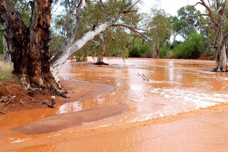 Australia's 'exceptionally wet' September
