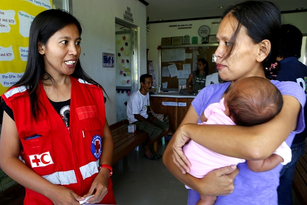 Preparedness saves thousands of lives as Typhoon Haima swept across northern Philippines