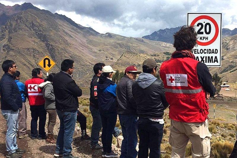 'Climathon' workshop in Peru charts  risk scenarios across multiple hazards