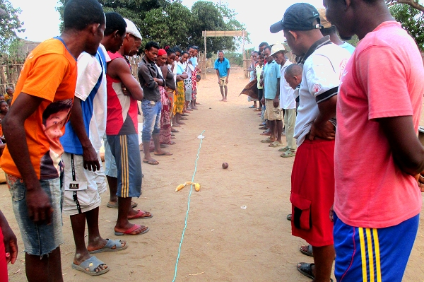 'Dissolving disasters' in Madagascar: climate games for a vulnerable nation