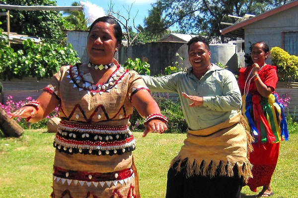 Finnish-supported climate resilience project celebrated in the Pacific