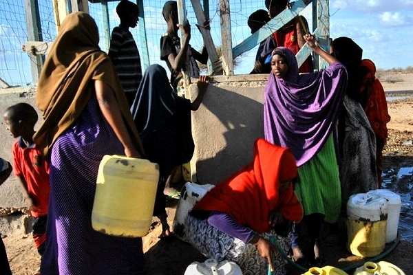 International climate scientists unpack data on Kenyan drought.  The message? 'Expect more'