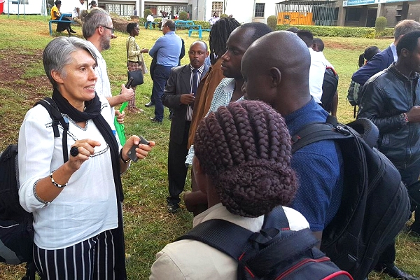 Nairobi conference, hosted at Kenya Red Cross, heralds 'new era' for global climate assessment