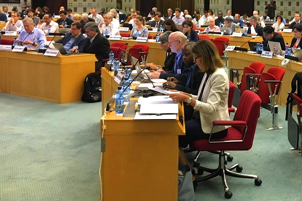 'AR6' scoping meeting underway in Addis Ababa