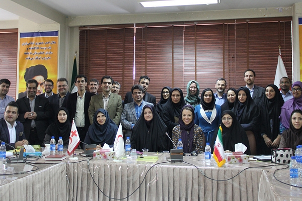 Working together on environmental management  to reduce risks in Iran and around the world