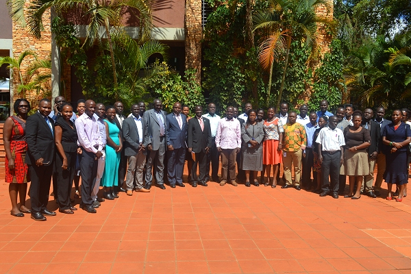 PfR in Uganda encourages civil society engagement in national adaptation planning