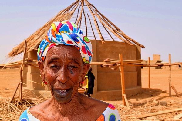 New flood-resistant houses boost resilience in northern Senegal
