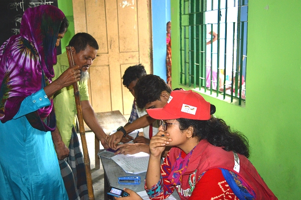 Second cash-relief operation under FbF of Bangladesh monsoon