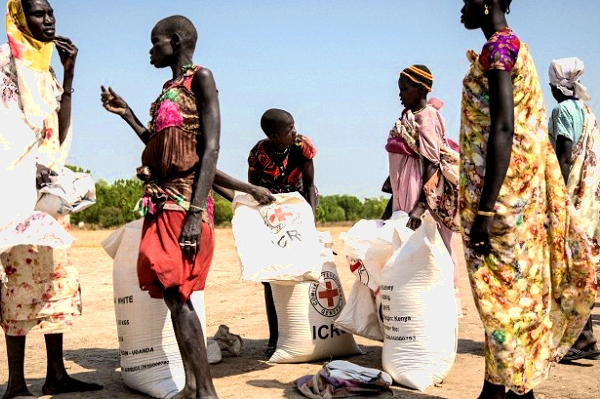 ICRC: No major progress on armed conflict  and climate risk underlying 'the four famines'