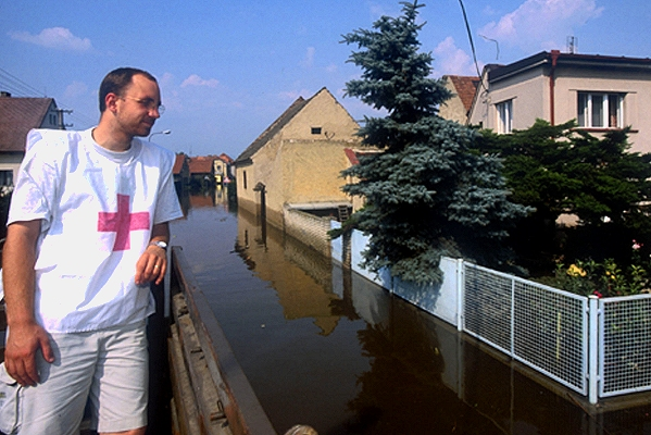 First 'clear climate signal' found in Europe-wide floods