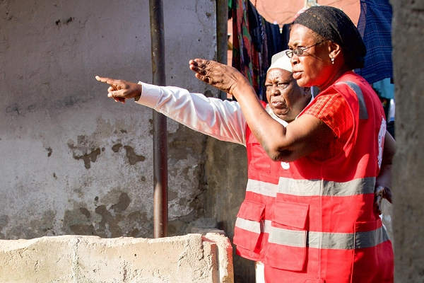 New study centres on Red Cross partnership-building for flood resilience in Dar es Salaam