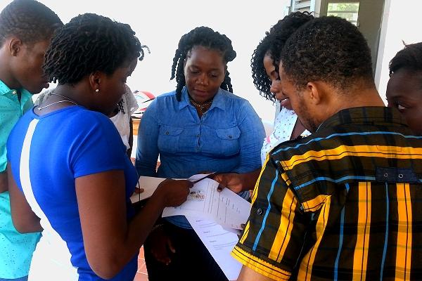 Y-Adapt pilots' global launch in Haiti