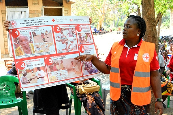 Social protection that's sensitive to shocks a 'national priority' in Malawi